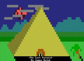 Lost Pyramid screenshot