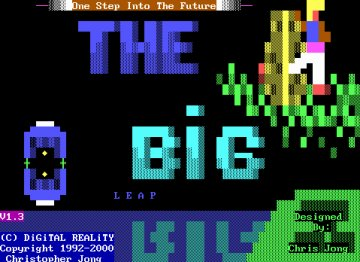The Big Leap screenshot