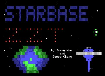 Starbase ZZT screenshot