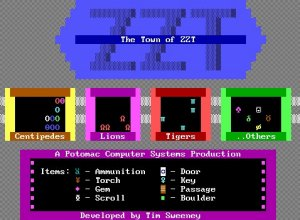 ZZT, who hasn't seen this before?
